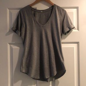 Lululemon V-neck Tee